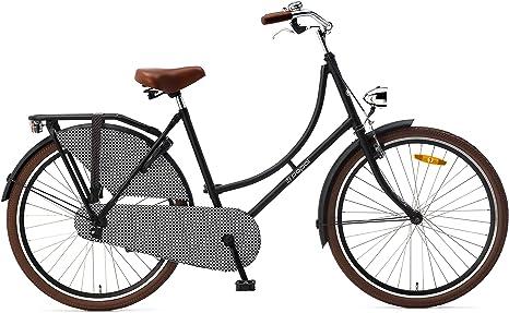 Bicicleta holandesa para mujer 26