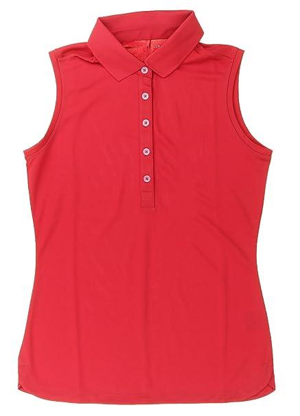 3c90249adf4394 Amazon.com   NIKE Golf Women s Sleeveless Victory Polo   Sports ...