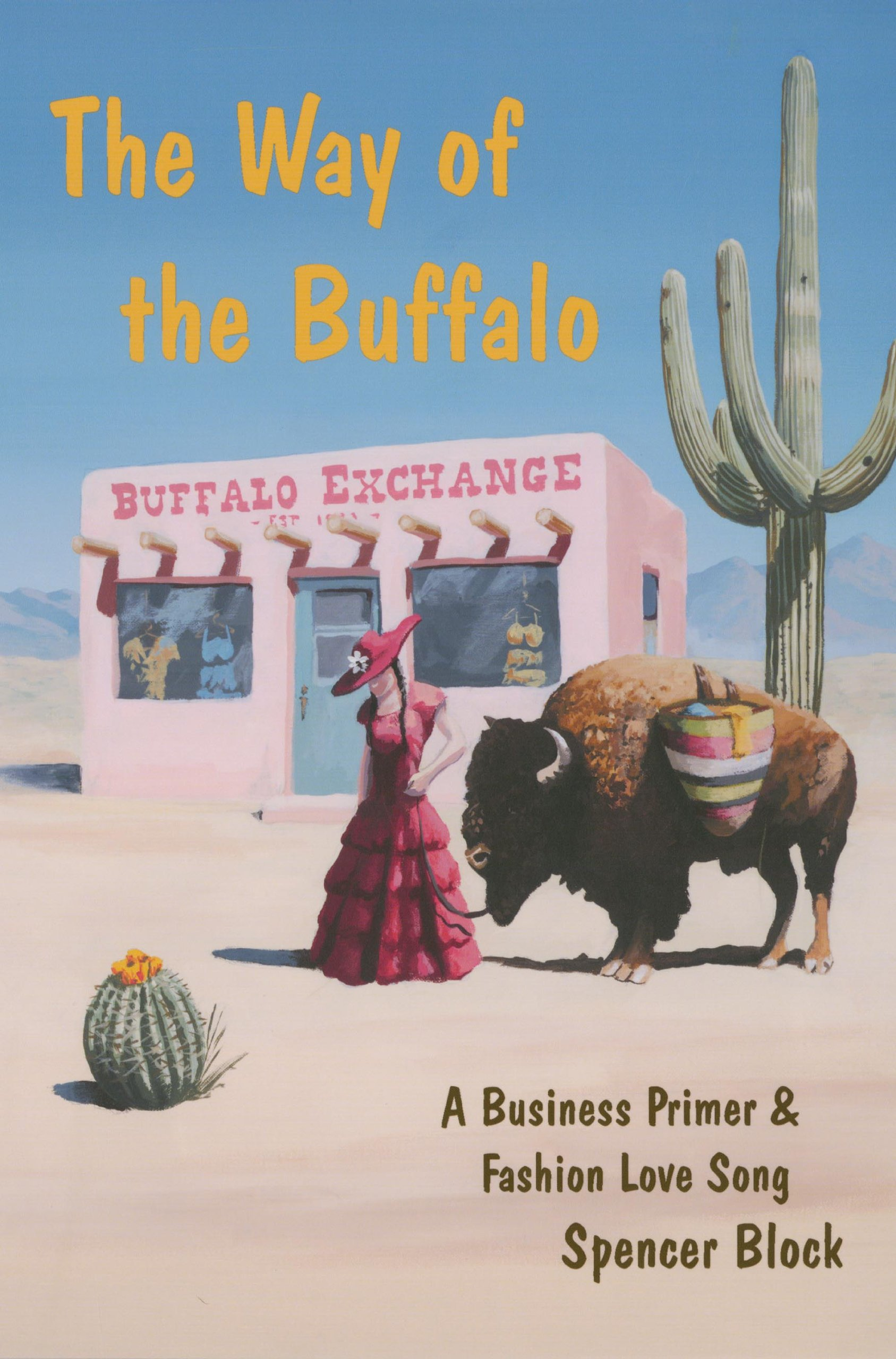Read Online The Way of the Buffalo pdf