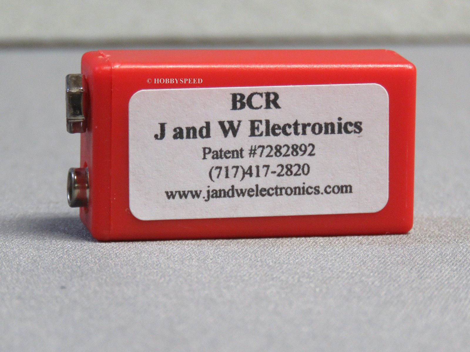 MTH BCR BATTERY COMPONENT REPLACEMENT FOR PS1 PS2 ENGINES W 9 VOLT BATTERIES by BCR (Image #1)