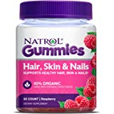 Natrol Hair Skin & Nails Gummy, 90 Count