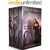 Witch World Saga 1-3: The Original Three Books
