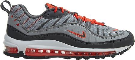 Zapatilla Nike Air MAX 98 Gris/Naranja Hombre