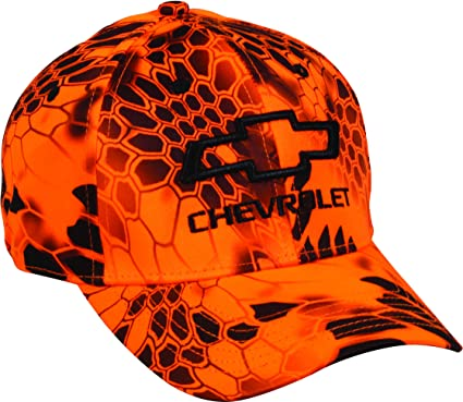 1791cb1e3bd Amazon.com   Outdoor Cap Men s Chevrolet Blaze Camo Cap