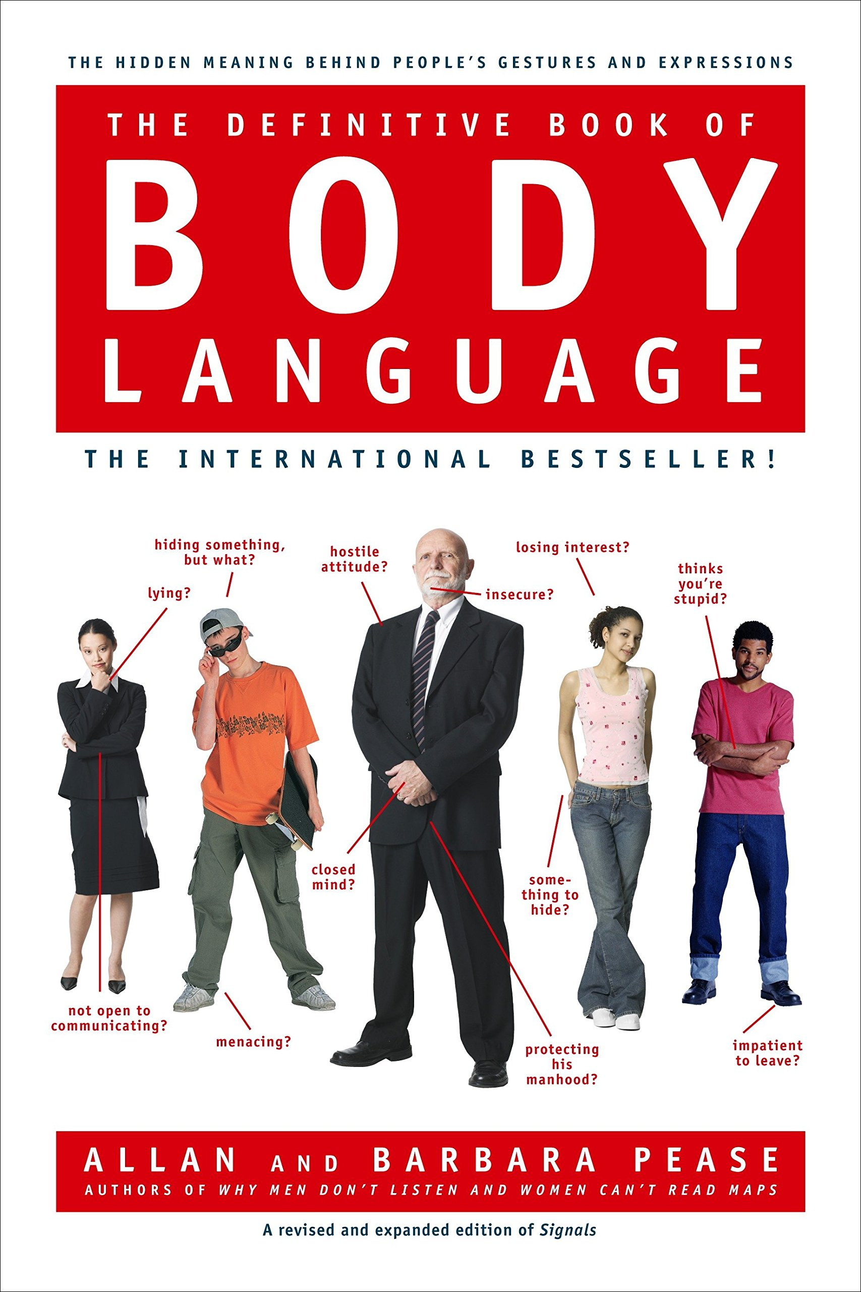 how to understand men body language