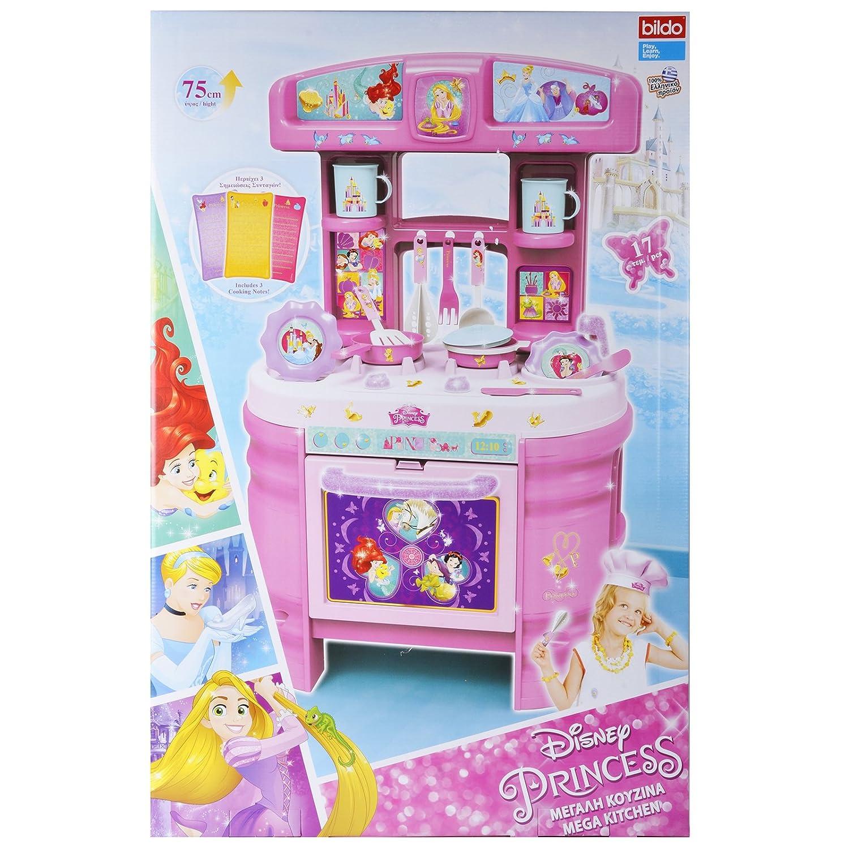 Unbekannt SAMBRO rlp-004 Disney Princess Big Küche: Amazon.de: Spielzeug