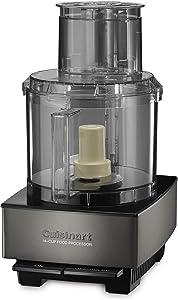 Cuisinart Custom 14 Cup Food Processor, Black (Renewed)