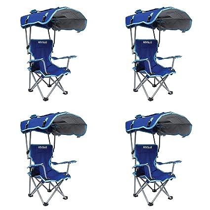 Marvelous Amazon Com Kelsyus Kids Original Canopy Folding Backpack Pdpeps Interior Chair Design Pdpepsorg