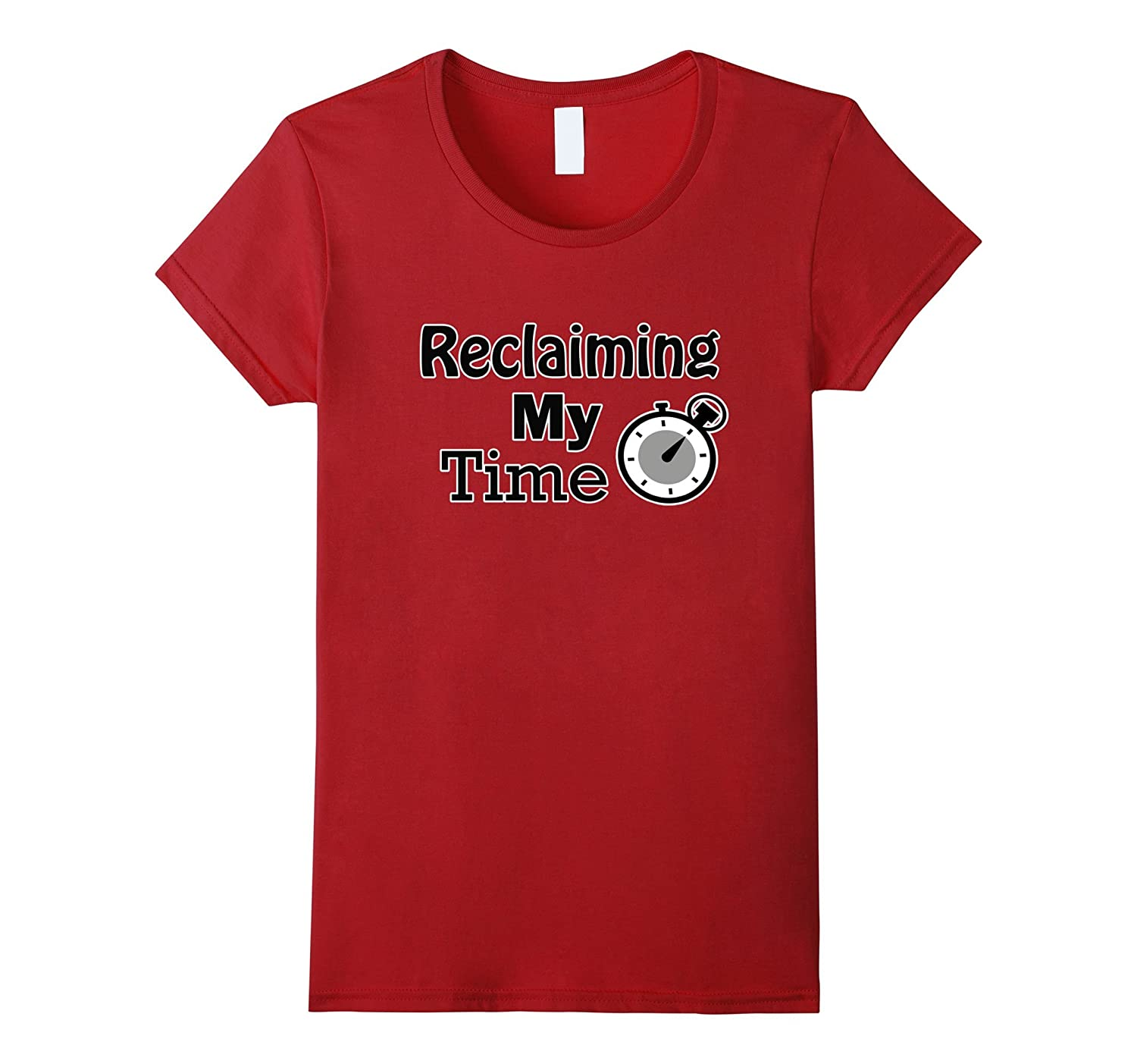 Got2BSnazzy: Reclaiming My Time T-shirt
