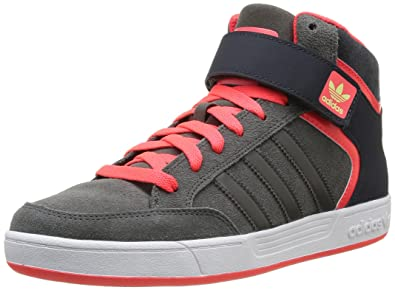 adidas Originals Varial Mid, Baskets mode homme - Gris (Cenfon Pop Brilla 3b075d6c2dbc