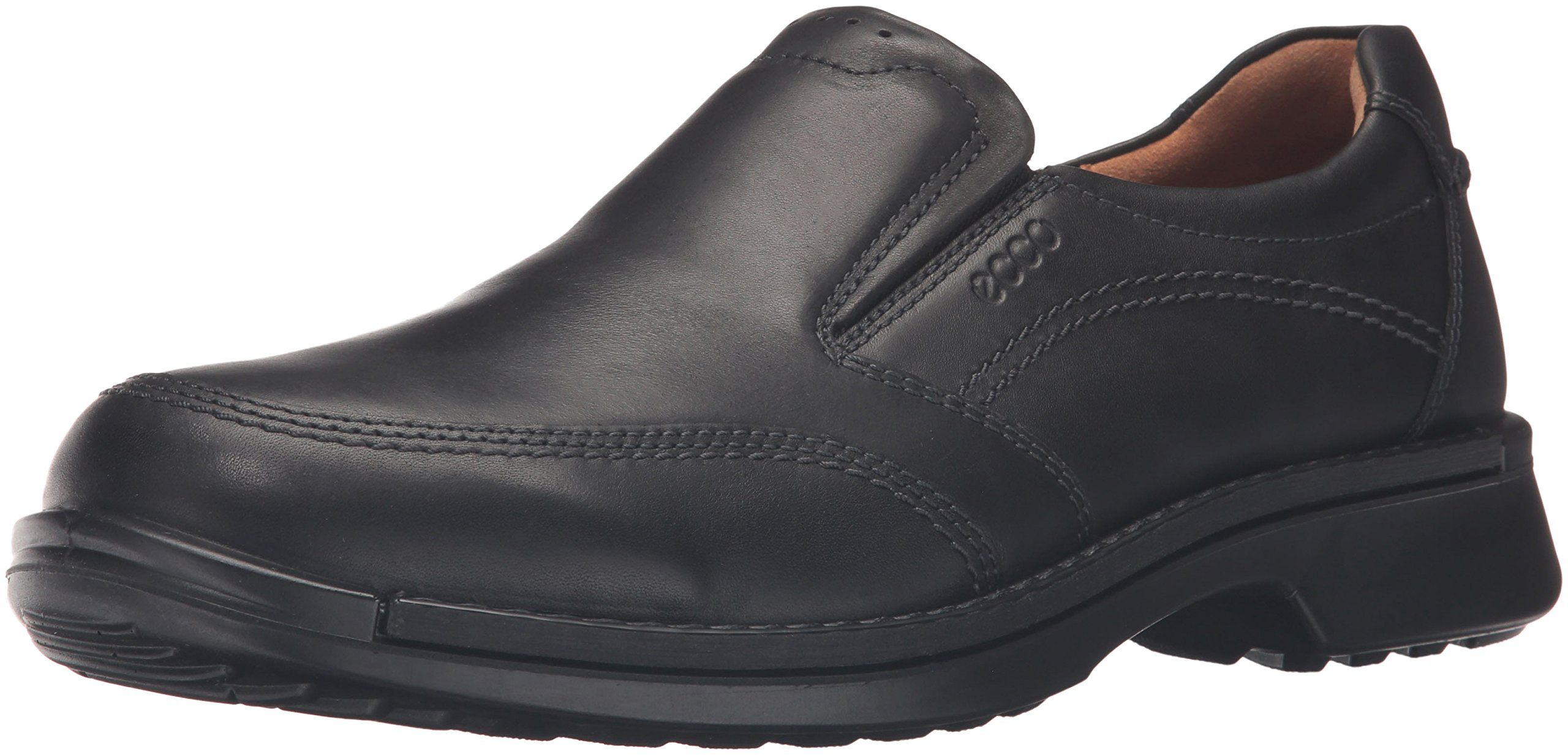 ECCO Men's Fusion II Slip On Casual Loafer Slip-On, Black, 44 EU/10-10.5 M US