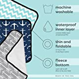 Planet Wise Designer Changing Pad, Overboard Twill