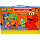 Sesame Street Early Learning Boxed Set
