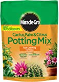 Miracle-Gro Cactus, Palm & Citrus Potting Mix 8 Qt.