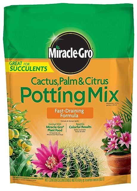 Miracle-Gro Cactus, Palm & Citrus Potting Mix