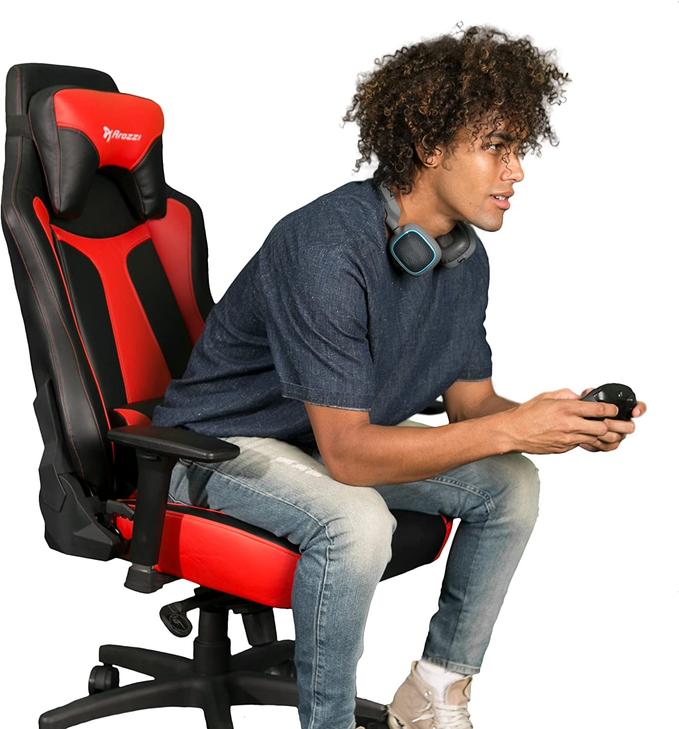 Arozzi Vernazza Series -best Gaming Racing Style Chair