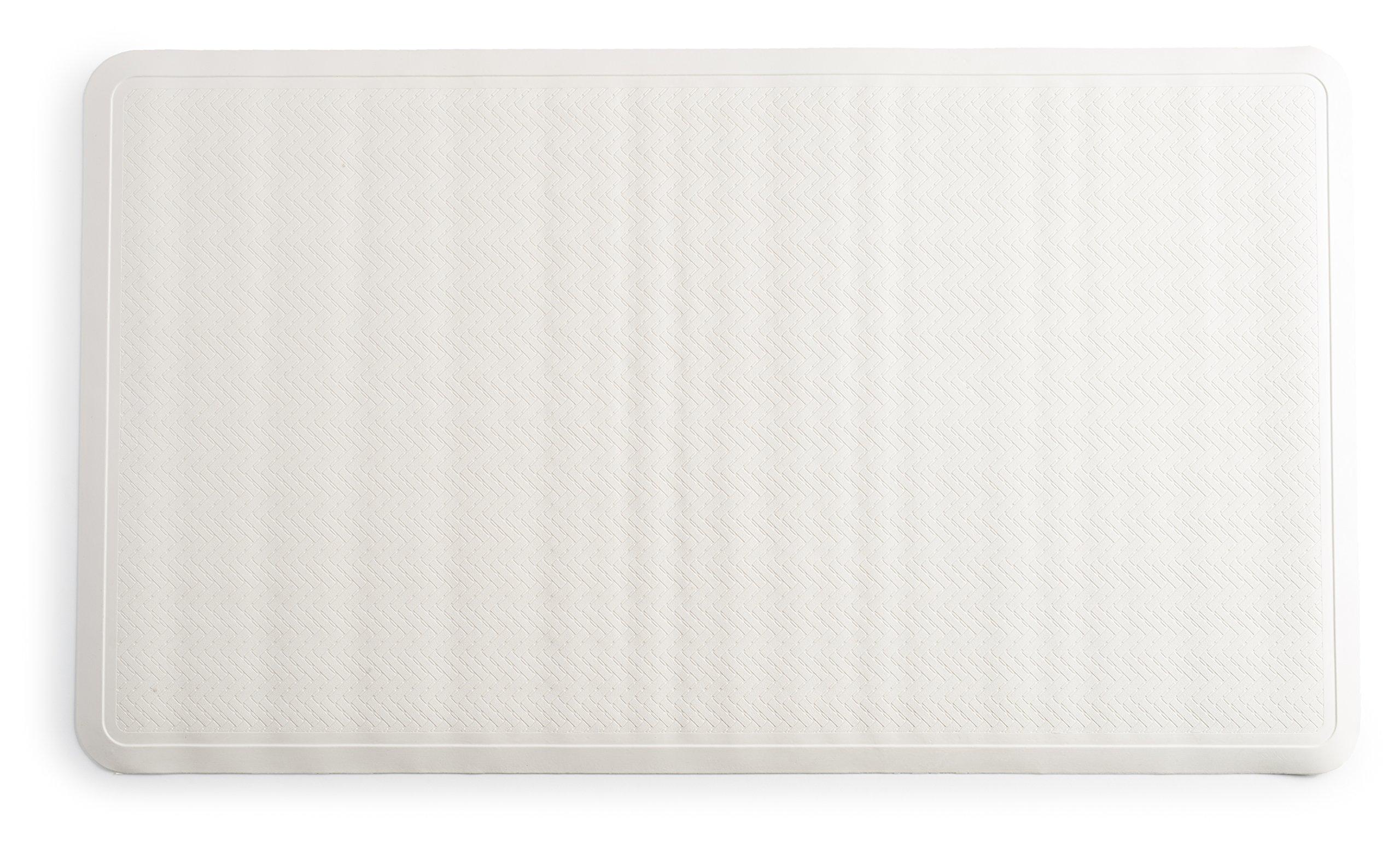 Epica Anti Slip Machine Washable Anti Bacterial Bath Mat