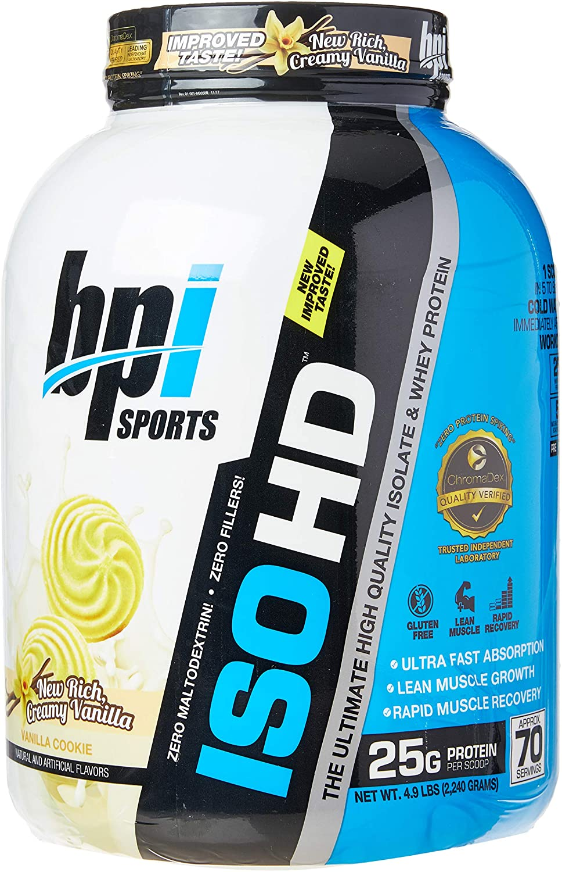Iso-HD 5 lb (2268g)