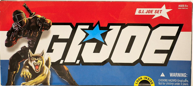 G.I. Joe Heroes Collector Set mit 5 Actionfiguren - 25th Anniversary Collection 2008 von Hasbro