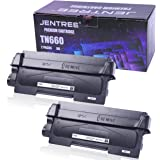JENTREE Compatible Toner Cartridge Replacement for Brother TN660 TN-660 TN630 Work with HL-L2360DW HL-L2740DW HL-L2540DW HL-L