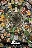 Empireposter - Beer - Is the Answer - Größe (cm), ca. 61x91,5 - Poster
