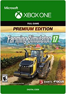 Farming Simulator 17 Premium Edition - Xbox One Digital Code