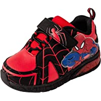 The Amazing Spider-Man Battle Stance Kids Light Up Shoes
