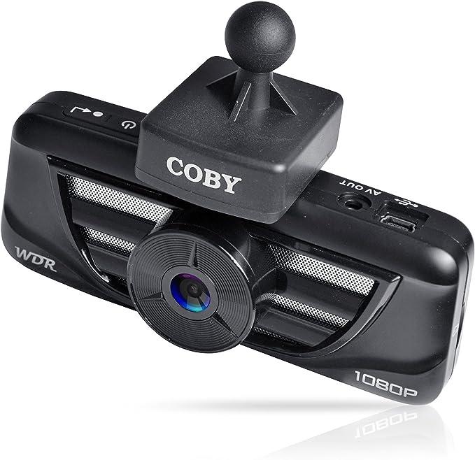 Amazon.com: Coby DCR5000 Cámara para el tablero de ...