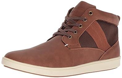 e03d8feaadd Steve Madden Men s Frazier Sneaker Cognac 7.5 ...