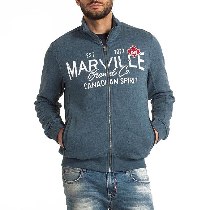 Marville Marville Sweatshirt itAbbigliamento UomoAmazon Fedwin wkPnO08