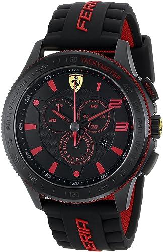 Mensscuderiaferrariscuderiaxxchronographwatch0830138 Amazon De Uhren