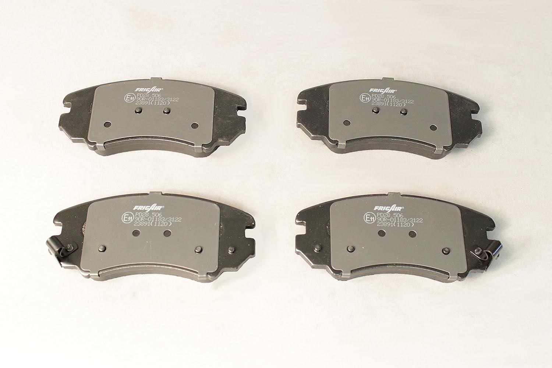 Pastillas de freno Frigair PD28.506