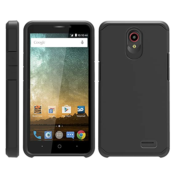 Amazon com: TurtleArmor | Compatible for ZTE Sonata 3 Case