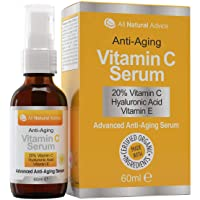 20% Vitamin C Serum Double the size - 2oz Bottle - Made in Canada All Natural 20%...