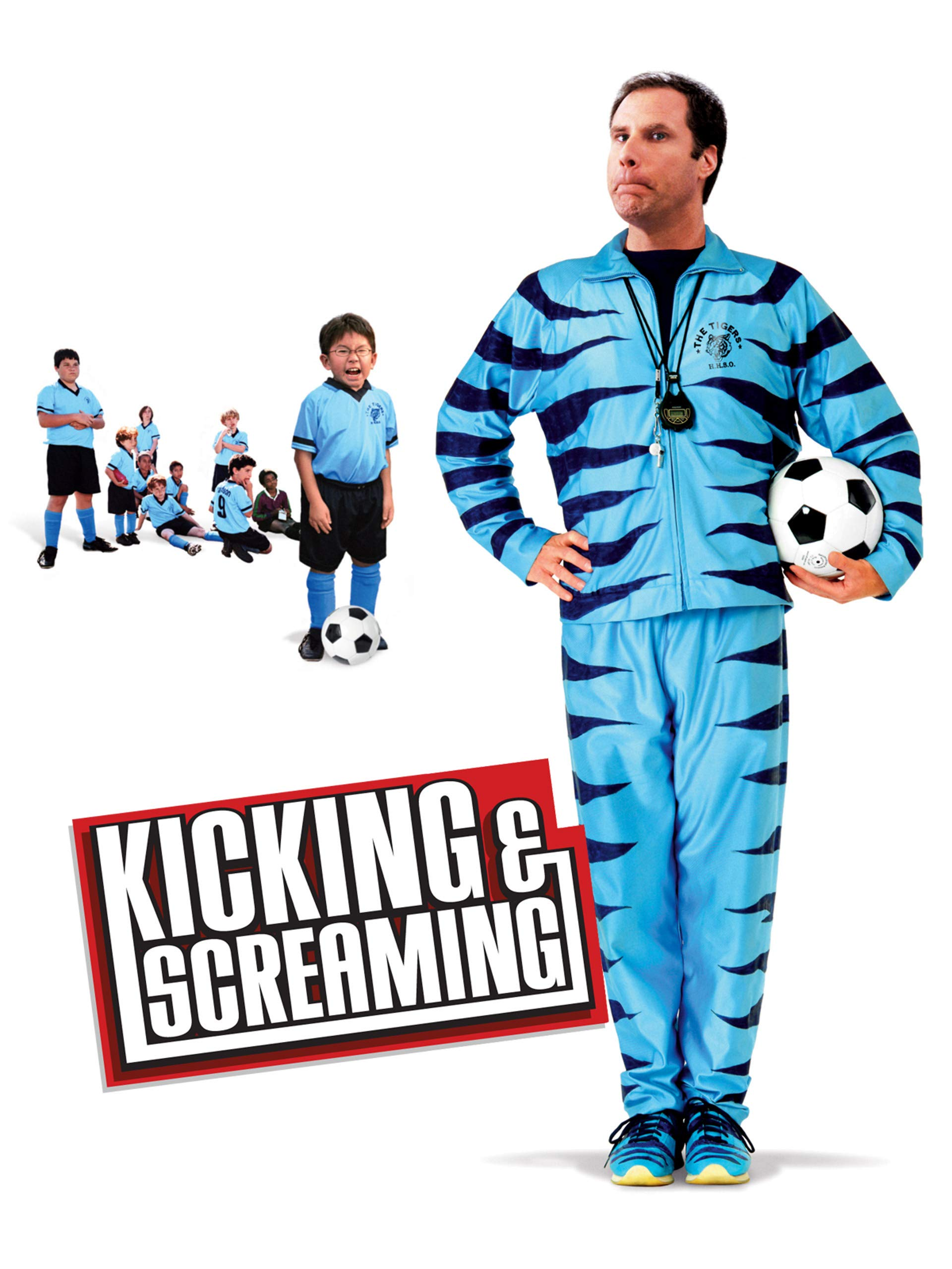 Kicking & Screaming on Amazon Prime Video UK