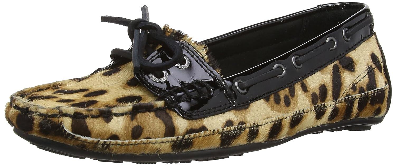 Sebastian Bala, Mocasines para Mujer, Leopard Print, 38 EU: Amazon.es: Zapatos y complementos