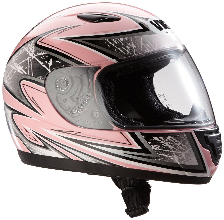 Protectwear Casco de moto de los niñ os color de rosa SA03-PK Tamañ o 3XS (juventud S) 48/49 cm SA03-PK-XXXS