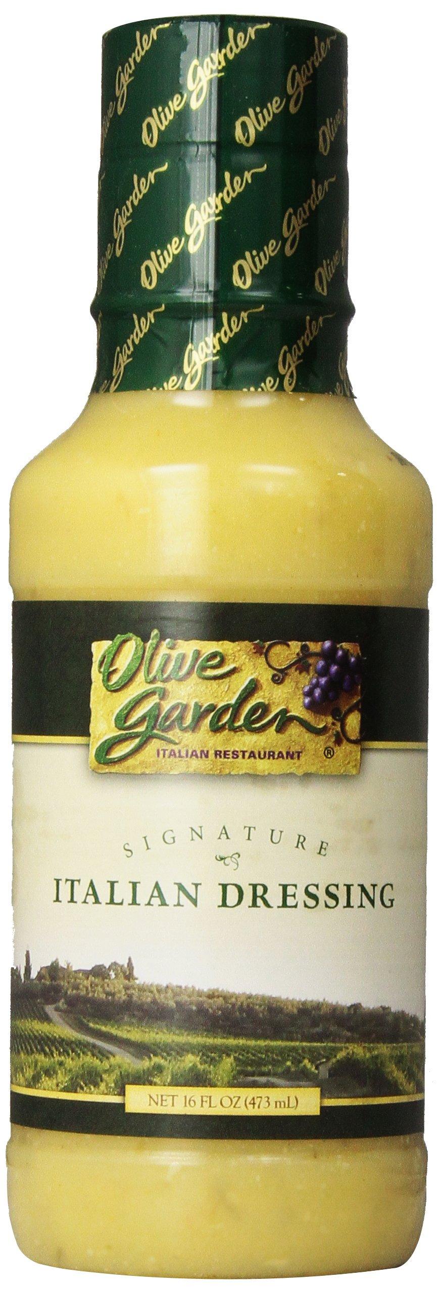 Olive Garden Signature Italian Salad Dressing, 16 Ounce