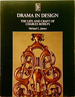 Amazon com: The Artistic Furniture of Charles Rohlfs (9780300139099