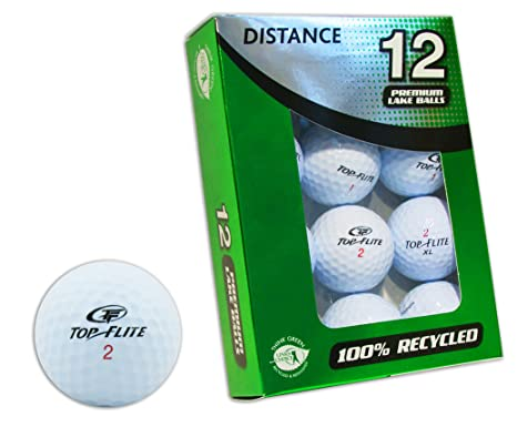 Top-Flite Bola de Golf: Amazon.es: Deportes y aire libre