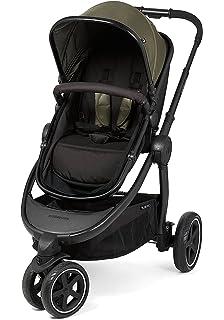 71c89c07b45d Mothercare 3-Wheel Journey Black Travel System