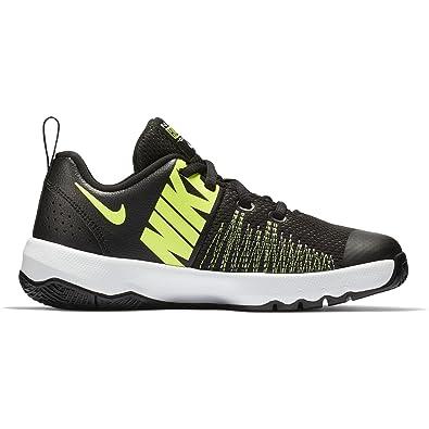 check out 07aa2 a5b93 boyss preschool nike team hustle quick basketball shoes