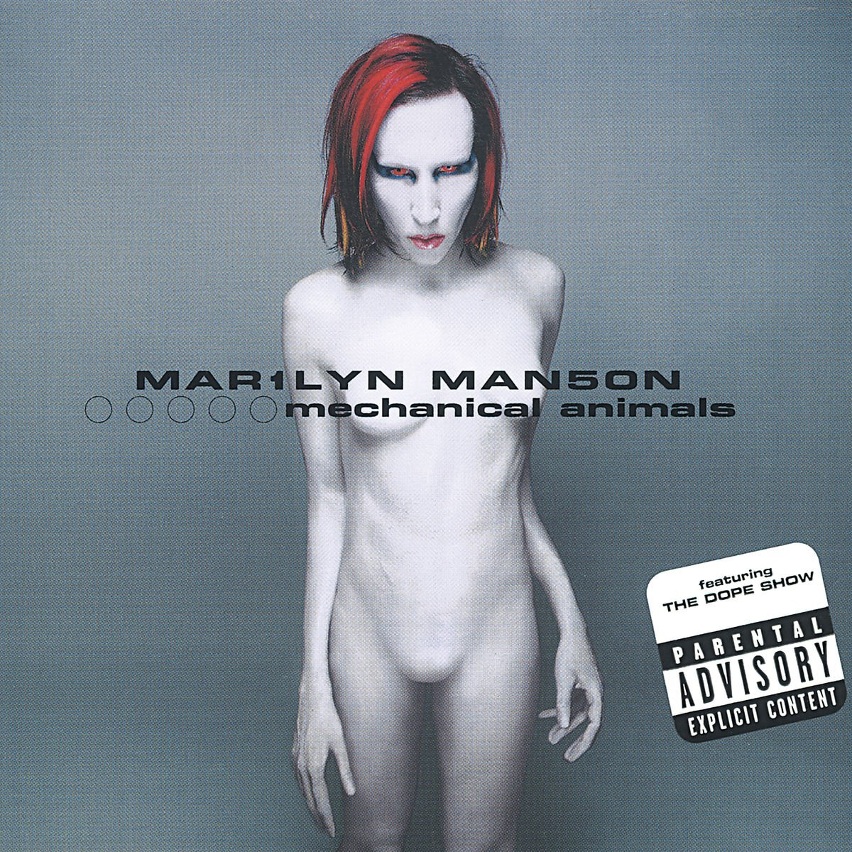 CD : Marilyn Manson - Mechanical Animals [Explicit Content]