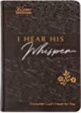 I Hear His Whisper: Encounter God's Heart for You, 365 Daily Devotions (The Passion Translation) (Imitation Leather…