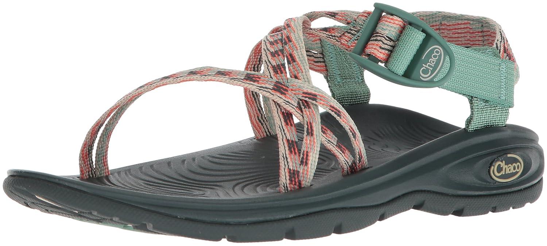 Chaco Women's Zvolv X Athletic Sandal B0721LWS58 5 B(M) US|Raglan Pine