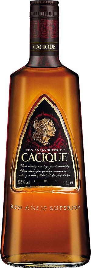 Cacique Aged Ron - 1 l: Amazon.es: Alimentación y bebidas