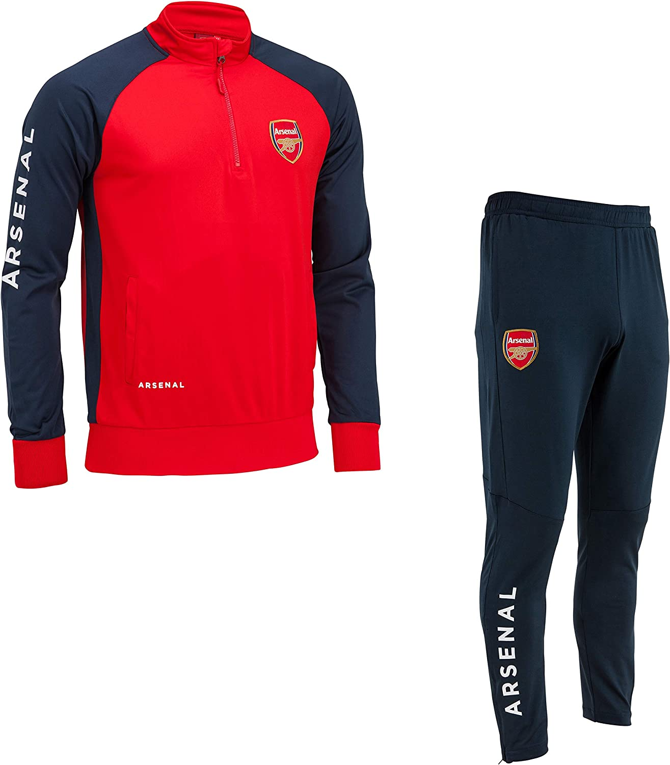 Gilles Cantuel Chándal Training fit Arsenal FC - Colección Oficial ...