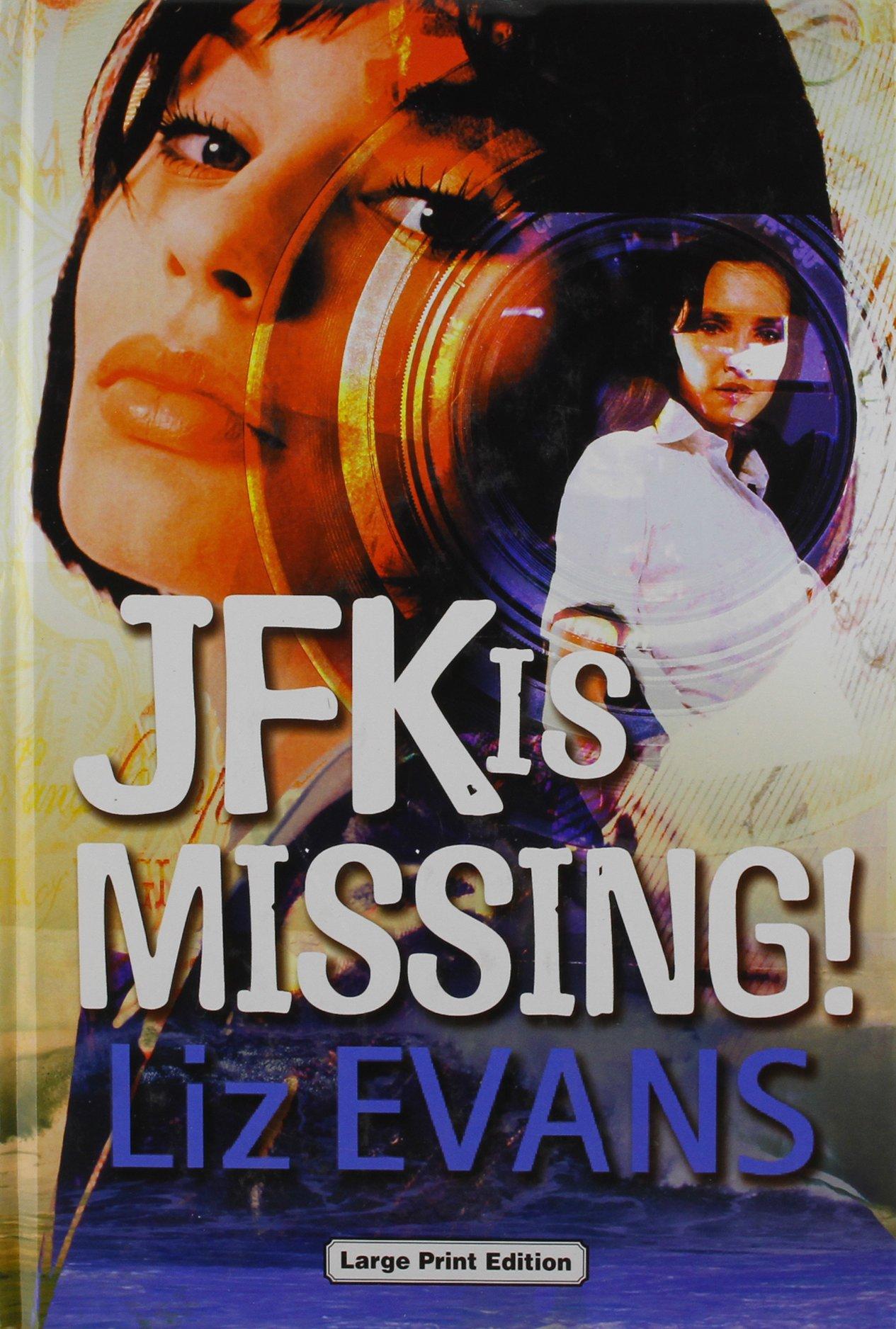 Download JFK Is Missing! pdf