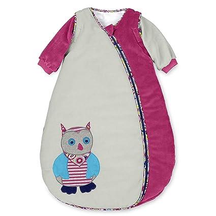 Sterntaler 9511621 Emilie - Saco de dormir de verano para bebé (70 cm)