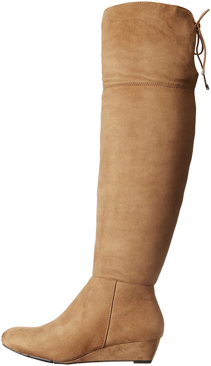 Jessica Simpson Women's Baiden Riding Boot B01ICUDVT6 8 B(M) US|Honey Brown